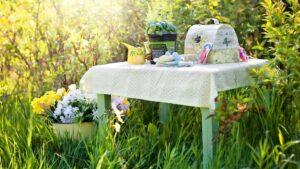 Picknick und Tanz am Muttertag